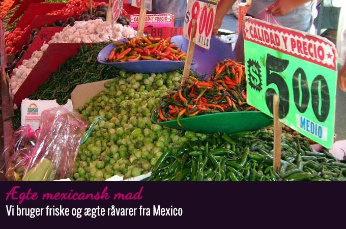 mexicansk restaurant århus
